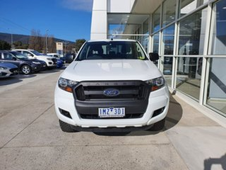 2018 Ford Ranger PX MkII 2018.00MY XL Plus White 6 Speed Sports Automatic Utility.