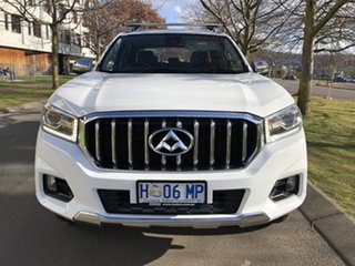 SK8C LUXE Ute DC 4dr SA 6sp 4x4 815kg 2.8DT