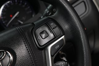 2015 Toyota Kluger GSU50R GX 2WD Crystal Pearl 6 Speed Sports Automatic Wagon