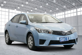 2016 Toyota Corolla ZRE172R Ascent S-CVT Blue 7 Speed Constant Variable Sedan.