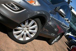 2010 Mazda CX-9 10 Upgrade Luxury Grey 6 Speed Auto Activematic Wagon.