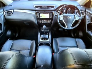 2015 Nissan X-Trail T32 ST-L X-tronic 2WD Ivory Pearl 7 Speed Constant Variable Wagon