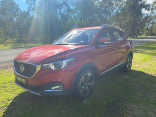 2019 MG ZS AZS1 MY19 Excite Plus 2WD Red 6 Speed Automatic Wagon