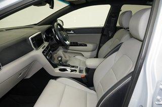 2020 Kia Sportage QL MY20 GT-Line AWD Sparkling Silver 6 Speed Sports Automatic Wagon