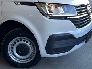 2021 Volkswagen Transporter T6.1 MY21 TDI340 Crewvan SWB DSG White 7 Speed