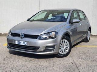 2017 Volkswagen Golf VII MY17 92TSI DSG Silver 7 Speed Sports Automatic Dual Clutch Hatchback