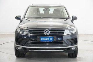 2015 Volkswagen Touareg 7P MY16 V6 TDI Tiptronic 4MOTION 8 Speed Sports Automatic Wagon.