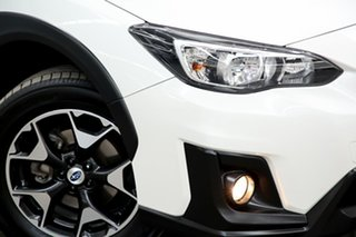 2018 Subaru XV G5X MY18 2.0i-L Lineartronic AWD White 7 Speed Constant Variable Wagon.