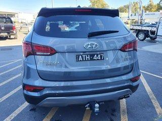 2017 Hyundai Santa Fe DM3 MY17 Highlander Grey 6 Speed Sports Automatic Wagon