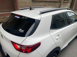 2021 Kia Stonic YB MY21 Sport FWD Clear White 6 Speed Manual Wagon