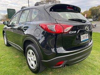 2016 Mazda CX-5 KE1072 Maxx SKYACTIV-Drive Jet Black 6 Speed Sports Automatic Wagon