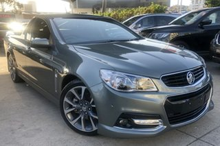 2014 Holden Ute VF MY15 SS V Ute Prussian Steel Grey 6 Speed Sports Automatic Utility.
