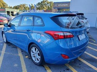 2012 Hyundai i30 GD Active Tourer Blue 6 Speed Sports Automatic Wagon