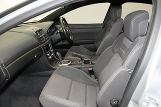2008 Holden Special Vehicles ClubSport E Series R8 Silver 6 Speed Manual Sedan