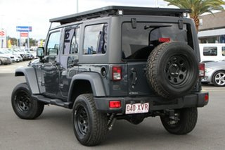 2017 Jeep Wrangler JK MY18 Unlimited Sport Grey 5 Speed Automatic Softtop.