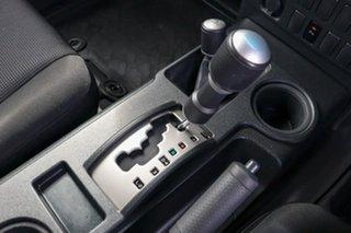 2016 Toyota FJ Cruiser GSJ15R MY14 Black/Grey 5 Speed Automatic Wagon