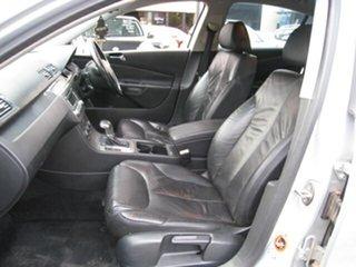 2006 Volkswagen Passat 3C 2.0 TDI Silver 6 Speed Direct Shift Sedan