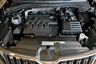 2018 Skoda Kodiaq NS MY18.5 140TDI DSG Black 7 Speed Sports Automatic Dual Clutch Wagon