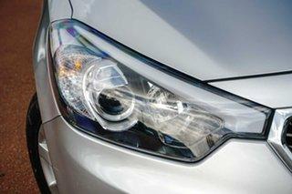 2014 Kia Cerato YD MY14 S Grey 6 Speed Sports Automatic Hatchback