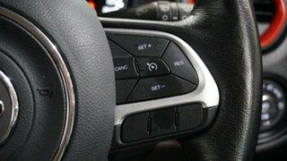 2017 Jeep Renegade BU MY17 Trailhawk AWD White 9 Speed Sports Automatic Hatchback