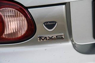 2003 Mazda MX-5 NB30P3 Silver 6 Speed Manual Softtop