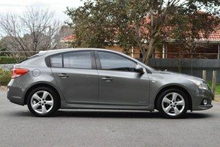 2012 Holden Cruze JH Series II MY12 SRi Grey 6 Speed Manual Hatchback