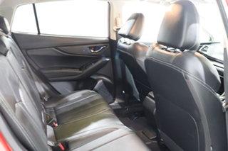 2016 Subaru Impreza G5 MY17 2.0i-S CVT AWD Red 7 Speed Constant Variable Hatchback