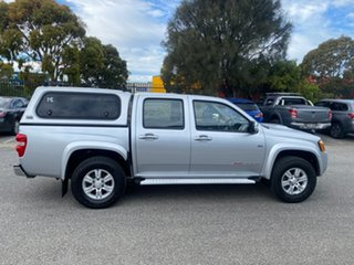 2011 Holden Colorado RC MY11 LT-R Crew Cab Silver 4 Speed Automatic Utility