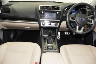 2016 Subaru Liberty B6 MY16 2.5i CVT AWD Premium White 6 Speed Constant Variable Sedan