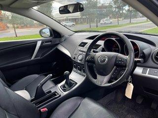2010 Mazda 3 BL10L1 SP25 Graphite Grey 6 Speed Manual Hatchback