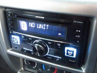 2005 Nissan Patrol GU IV ST (4x4) Silver 4 Speed Automatic Wagon