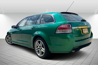 2011 Holden Commodore VE II SV6 Sportwagon Poison Ivy 6 Speed Sports Automatic Wagon