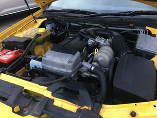2005 Ford Falcon BF XR6 4 Speed Sports Automatic Sedan