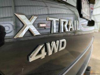 2012 Nissan X-Trail T31 Series V TI Black 1 Speed Constant Variable Wagon