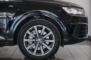 2017 Audi Q7 4M MY17 TDI Tiptronic Quattro Black 8 Speed Sports Automatic Wagon