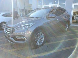 2017 Hyundai Santa Fe DM3 MY17 Highlander Grey 6 Speed Sports Automatic Wagon.