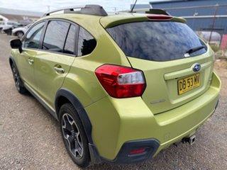 2013 Subaru XV G4X MY13 2.0i-S Lineartronic AWD Green 6 Speed Constant Variable Wagon.