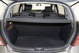 2013 Hyundai i20 PB MY13 Elite Ember Grey 6 Speed Manual Hatchback