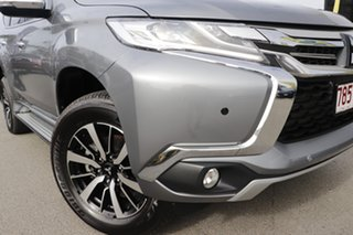 2018 Mitsubishi Pajero Sport QE MY19 GLS Titanium 8 Speed Sports Automatic Wagon.