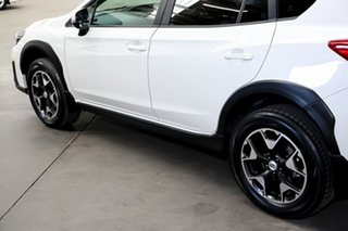 2018 Subaru XV G5X MY18 2.0i-L Lineartronic AWD White 7 Speed Constant Variable Wagon