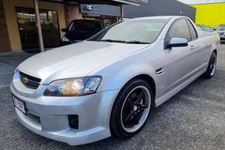 2008 Holden Ute VE SS Silver 6 Speed Manual Utility