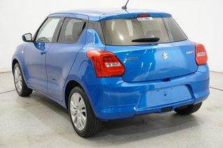 2019 Suzuki Swift AZ GL Navigator Blue 1 Speed Constant Variable Hatchback.
