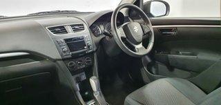 2015 Suzuki Swift FZ MY15 GL Black 4 Speed Automatic Hatchback