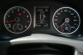 2014 Volkswagen Tiguan 5NC MY15 118 TSI (4x2) Silver 6 Speed Direct Shift Wagon