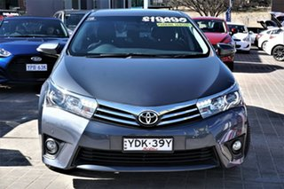 2016 Toyota Corolla ZRE182R ZR S-CVT Grey 7 Speed Constant Variable Hatchback.