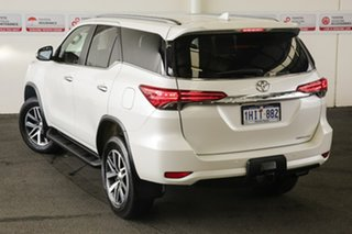 2015 Toyota Fortuner GUN156R Crusade Crystal Pearl 6 Speed Automatic Wagon.