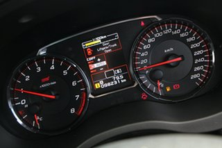 2018 Subaru WRX V1 MY18 STI AWD spec.R Silver 6 Speed Manual Sedan