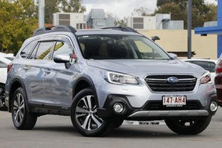 2020 Subaru Outback B6A MY20 2.5i CVT AWD Premium Silver 7 Speed Constant Variable Wagon.