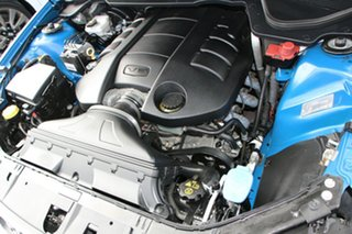 2011 Holden Ute VE II SS V Blue 6 Speed Sports Automatic Utility