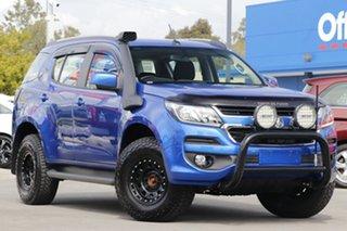 2017 Holden Trailblazer RG MY17 LT Blue 6 Speed Sports Automatic Wagon.